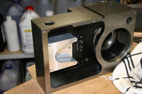 X Axis bearing unit